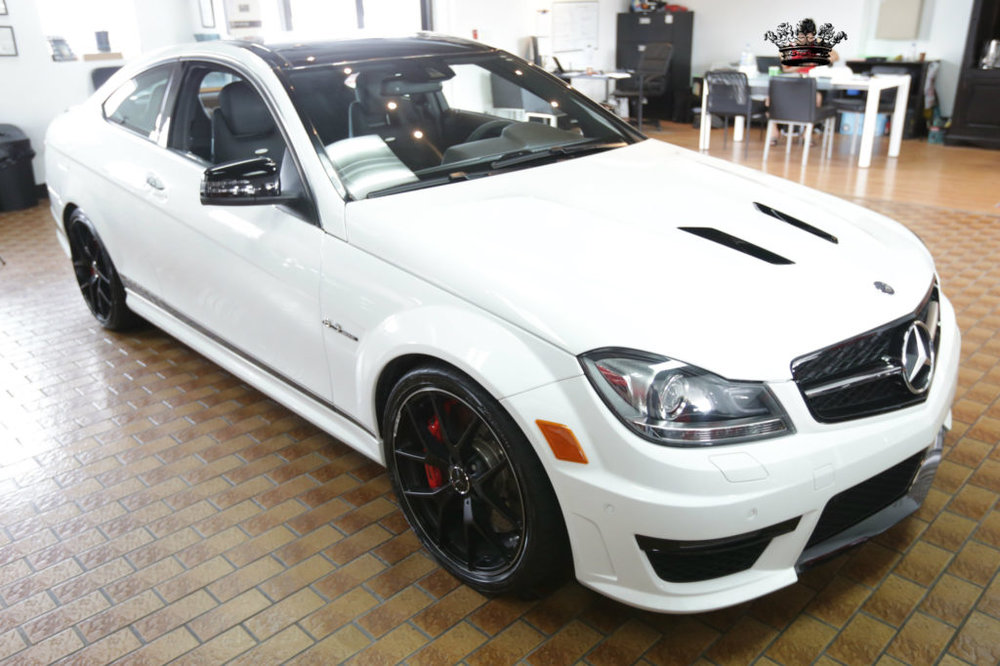 2015 Mercedes-Benz C63 Sold