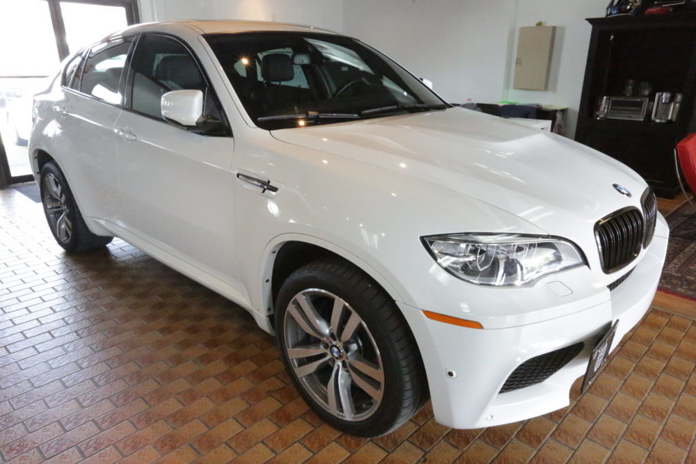 2013 BMW X6M Sold