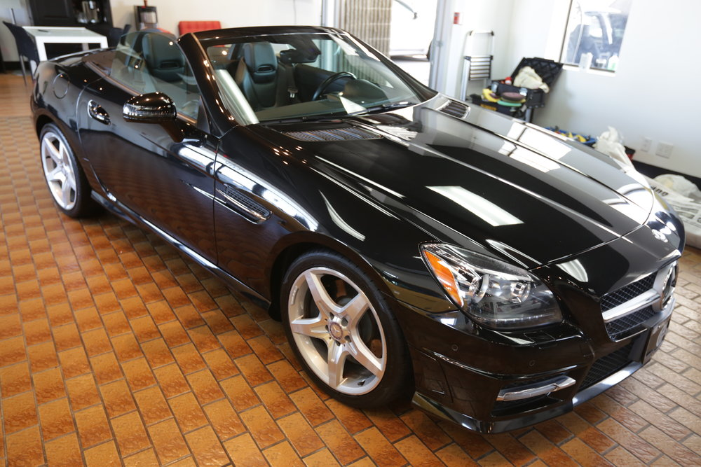 2012 Mercedes Benz SLK350 Sports Pack Sold