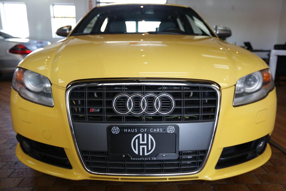 "<h1 class=""title"">2006 Audi S4, V8 Manual</h1><p class=""categories"">Sold</p>"