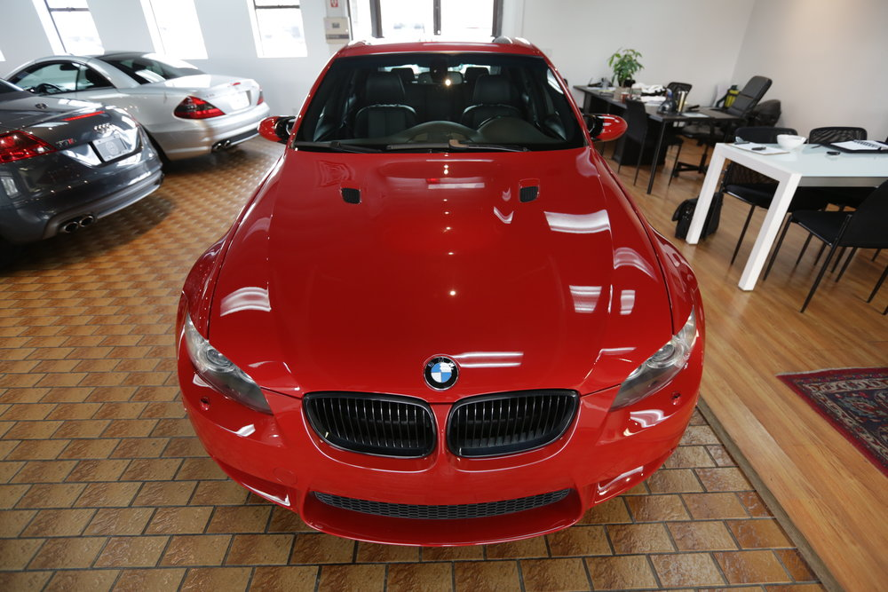 2008 BMW M3, Manual Sold