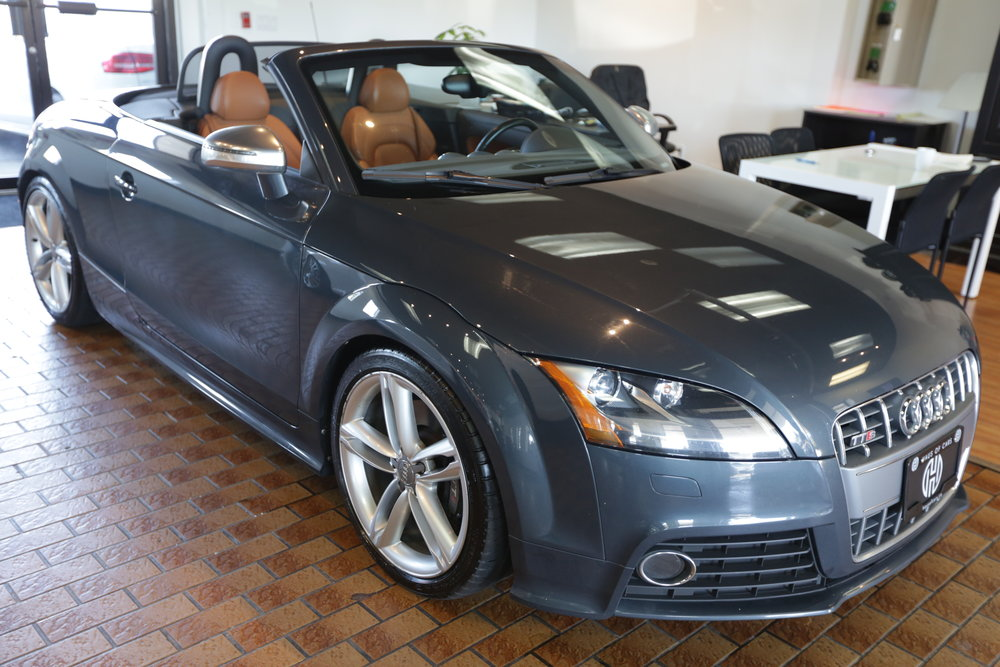 2009 Audi TTS Convertible Sold