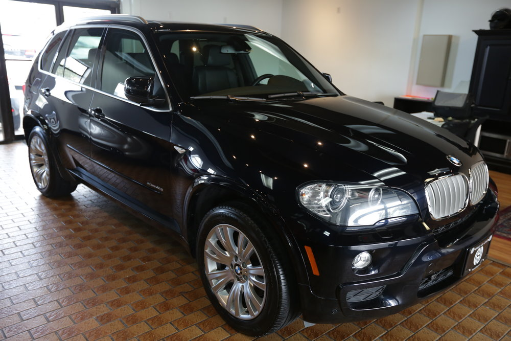 2010 BMW X5 XDrive48i, 7 pass, M-Sport Sold
