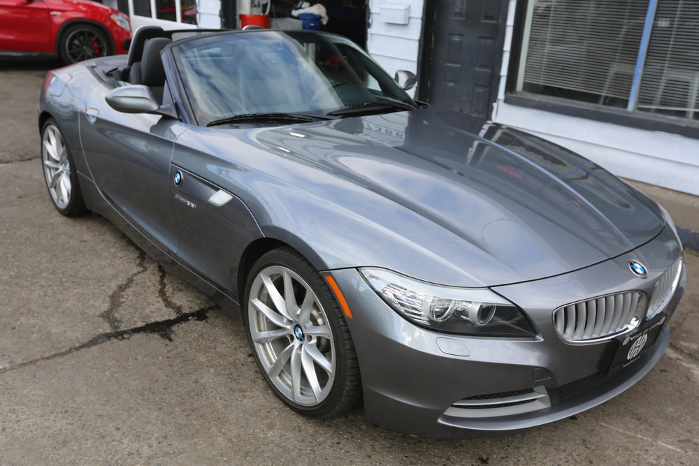 2009 BMW Z4 Sdrive35i (Manual) Sold
