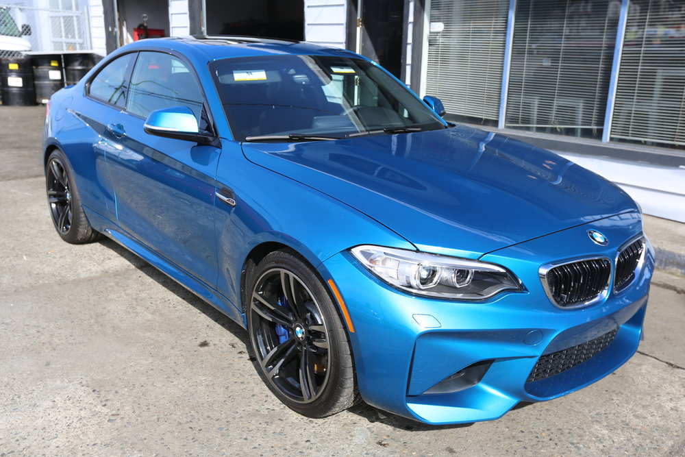 2017 BMW M2 (Manual) Sold