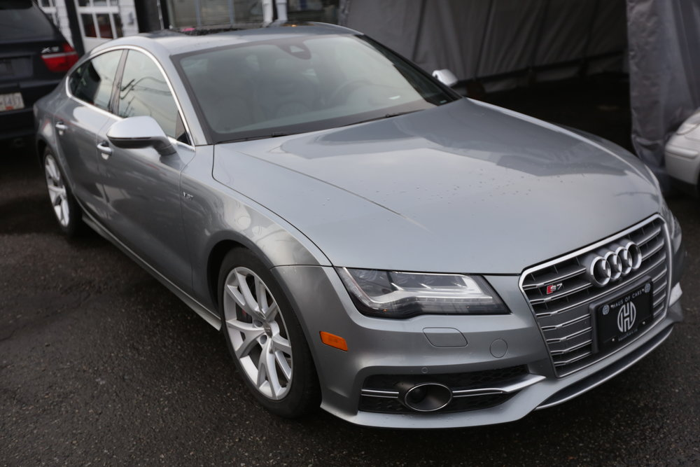 2013 Audi S7 (Fully Optioned) Sold
