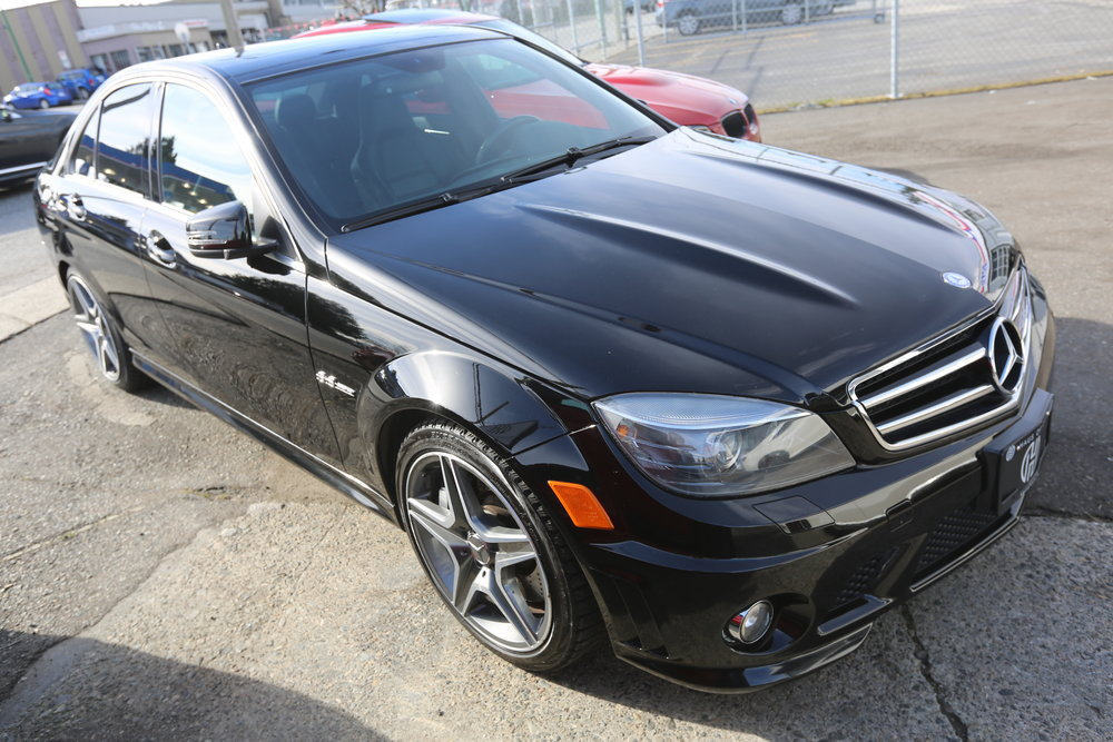 2010 Mercedes Benz C63 Sold