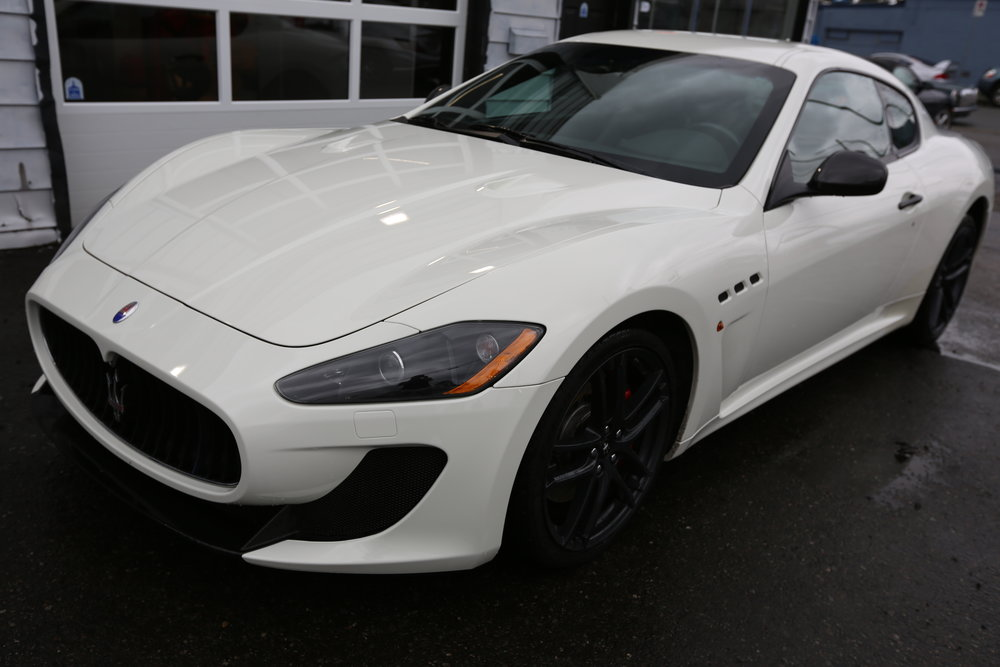 2012 Maserati GT GranTurismo MC Package Sold