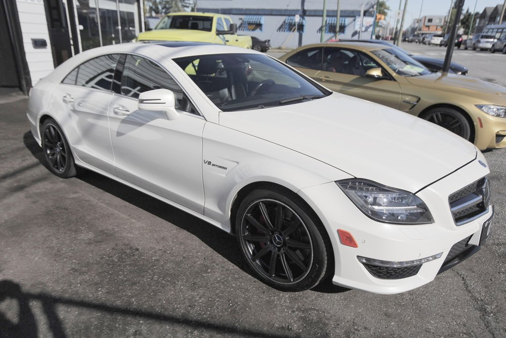 2014 Mercedes Benz CLS63 AMG S Sold