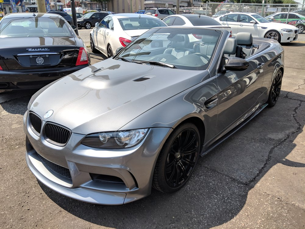 2010 BMW M3 Cabriolet, SMG On Sale