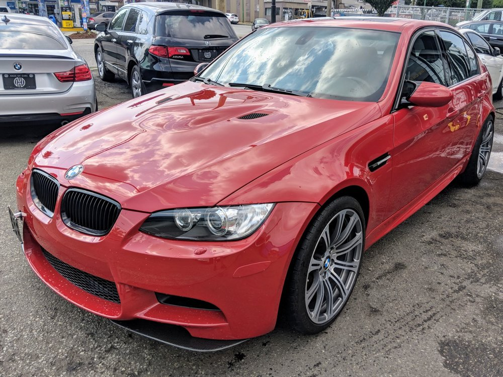 2008 BMW M3 Manual Sold