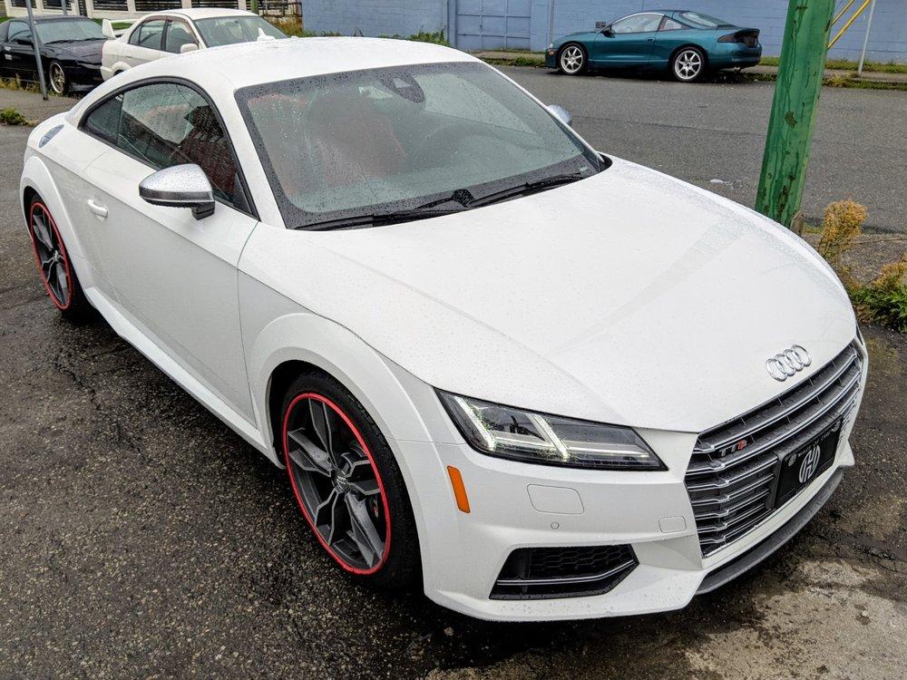 2016 Audi TTS Sold