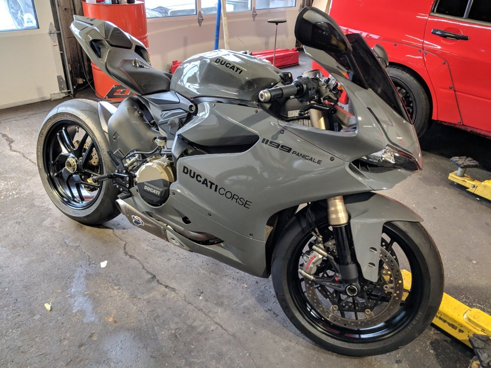 2012 Ducati 1199 Panigale On Sale