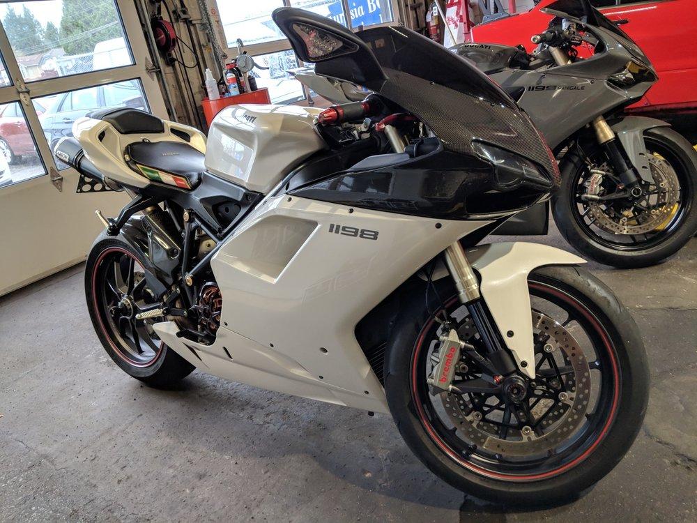 2009 Ducati 1198 On Sale