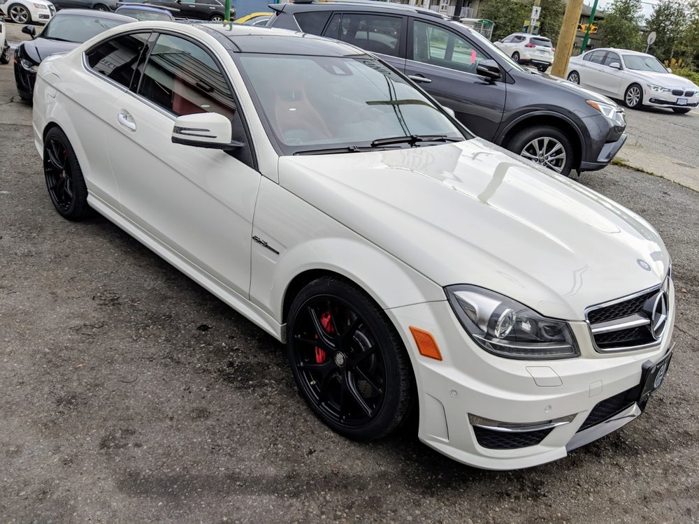 2012 Mercedes Benz C63 AMG, Performance Package On Sale