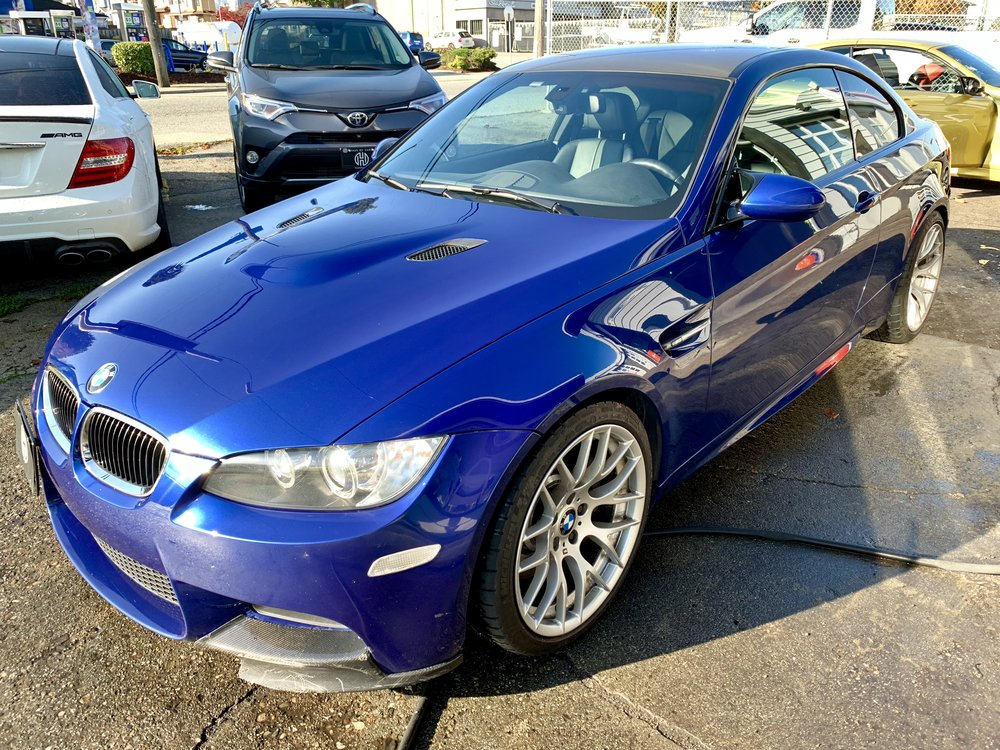 2011 BMW M3 Competition Package, Manual Sold
