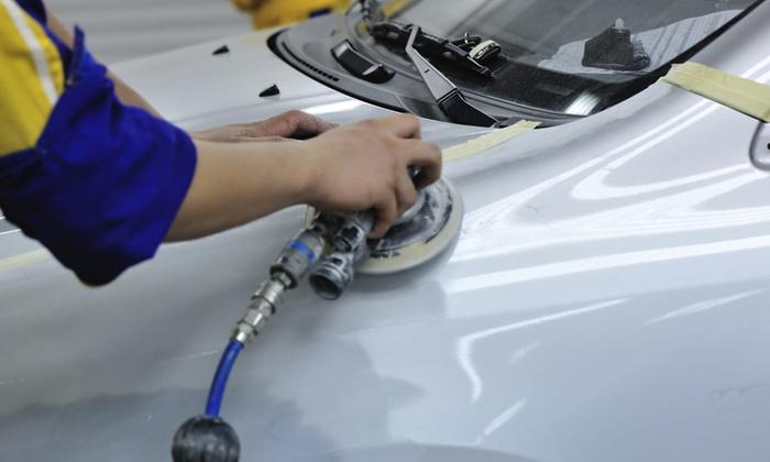 Car Detailing Scratch Repair