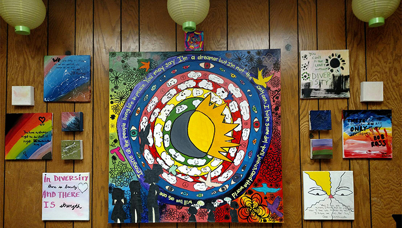 DIVERSITY IN BUTLER: YOUTH ART PROJECT