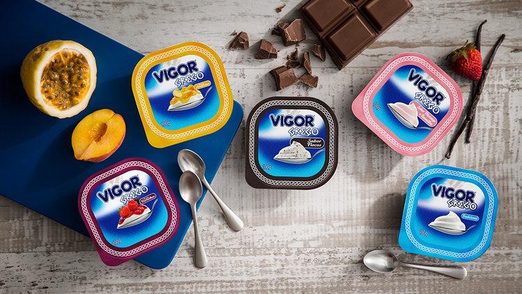 Vigor: da infância à liderança digital - Como lançamos e transformamos digitalmente uma marca icônica, centenária e líder no segmento de lácteos do Brasil.