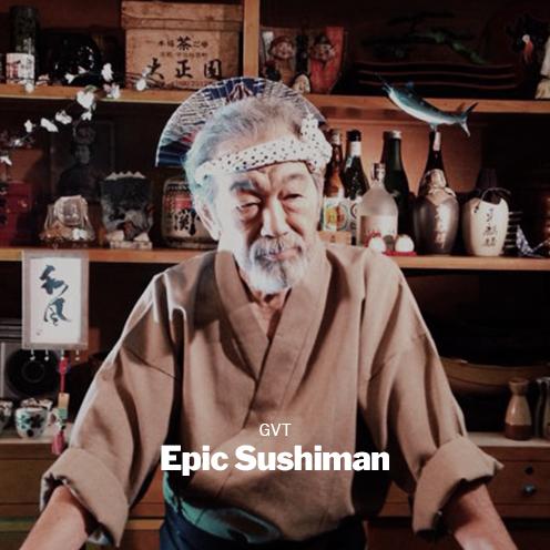 Epic Sushiman
