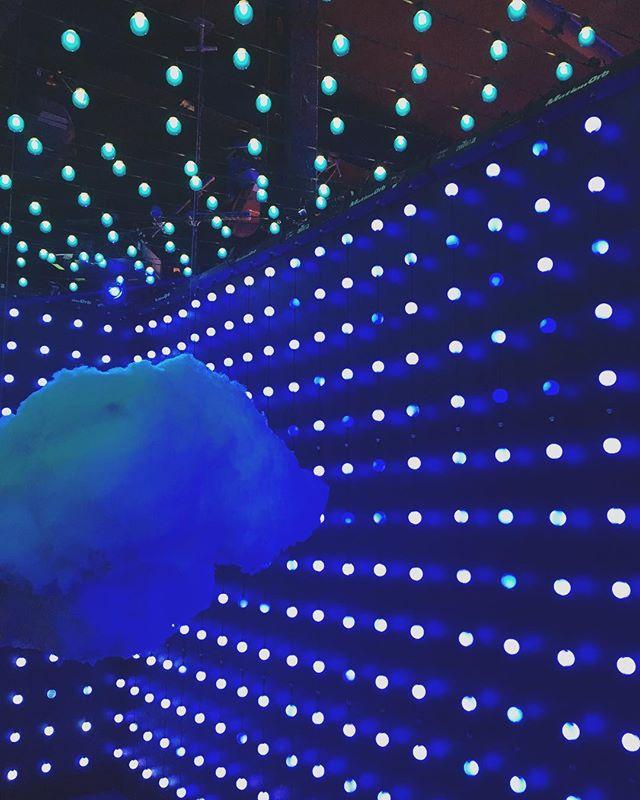 Matrix of light, selfies delight. #tbt #selfietemple #immersiveart #immersive #popup #dreammachine #colortherapy #otherworldnyc