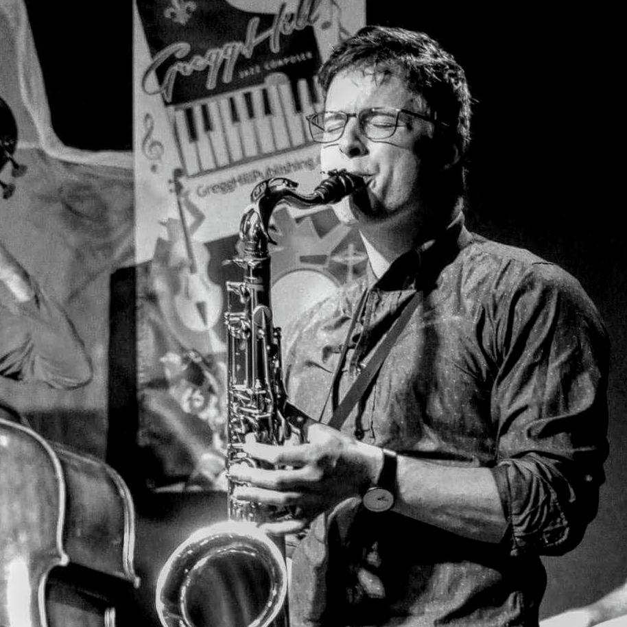 Jazz Teacher Seth Ebersole