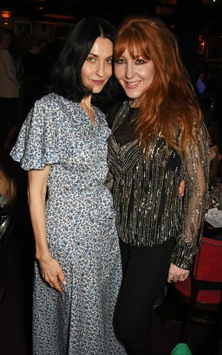 Susie Cave and Charlotte Tilbury.JPG
