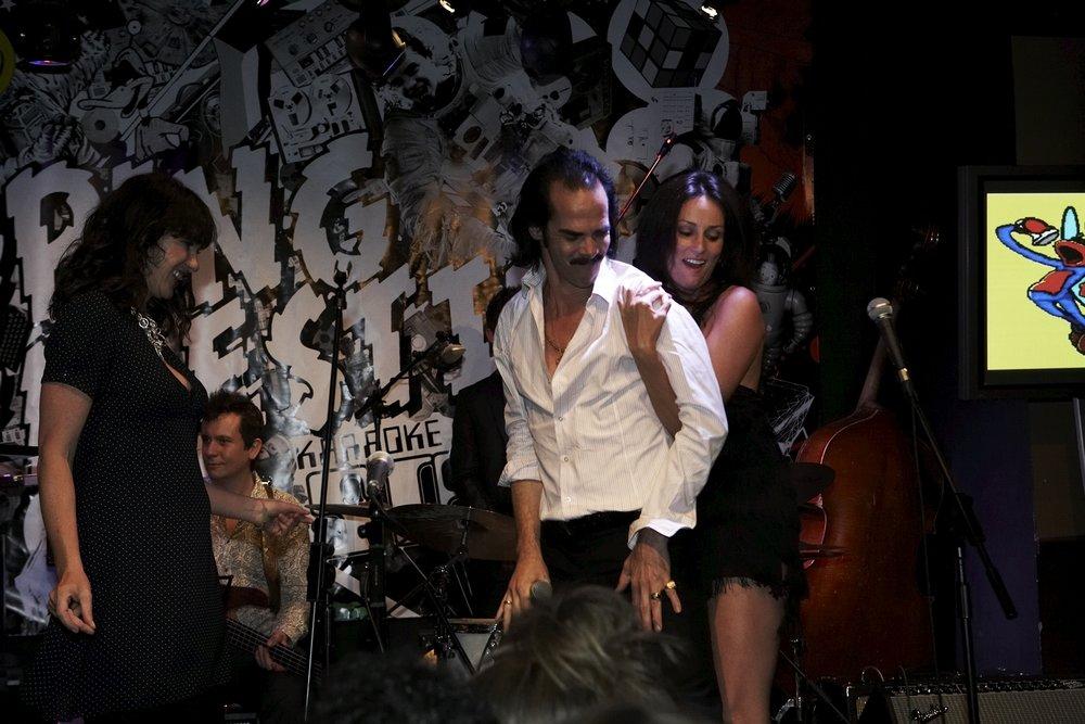 Karaoke 08 Nick Cave & Tricia.jpg