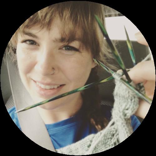Sarah Inskeep, tech editor & Designer -