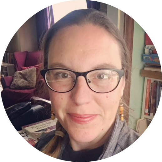 Kristina Mcgrath, tech editor -