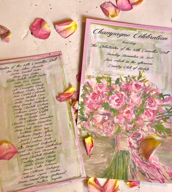 Let us design your own special invitation !