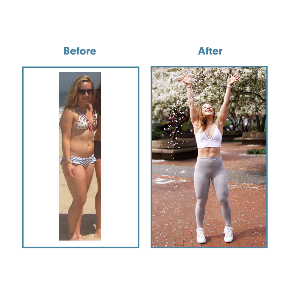"""Created by a fellow petite - Certified personal trainer and expert in petite fitness, April Whitney was able to transform her 5'1"""" body through a unique pattern of fitness programming, which can be followed step-by-step in The Petite Strength Plan."""