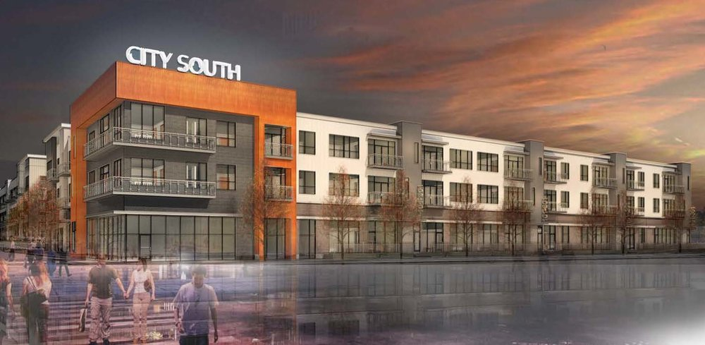 Knoxville, TN  City South Apartments | Multi-family