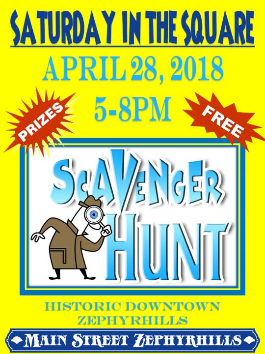 Scavenger hunt SITS 2018 poster.png