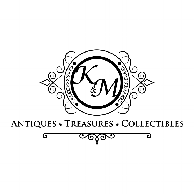 K & M Treasures and Antiques Logo 2017 facebook.png