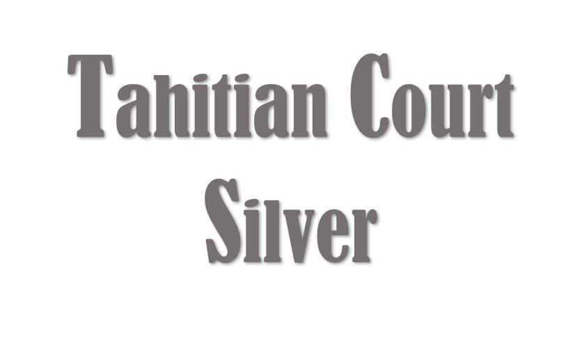 Tahitian Court Silver   Email:  nancylrosenberg@gmail.com   Telephone: 813-715-2570