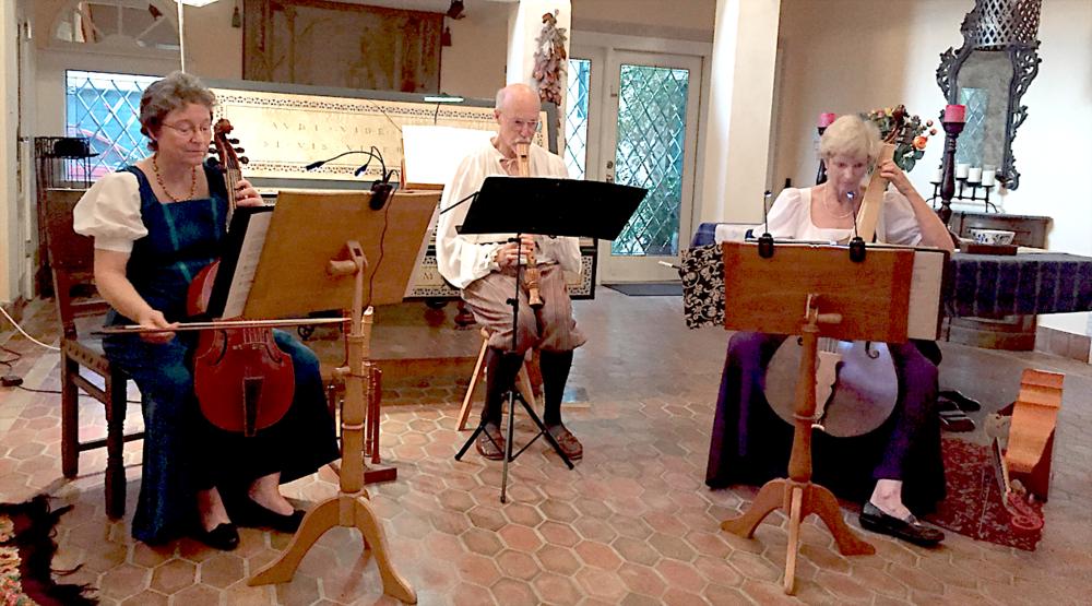 The September 2016 soirée in St. Augustine