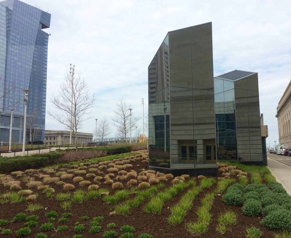 Green Infrastructure in Cleveland, Ohio