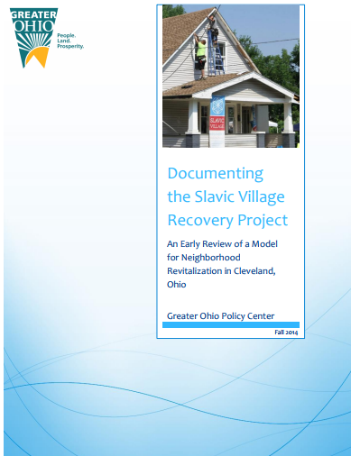 documenting the slavic village recovery project greater ohio