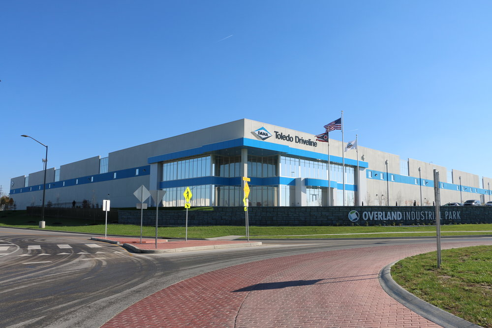 Overland Industrial Park - Toledo, OH