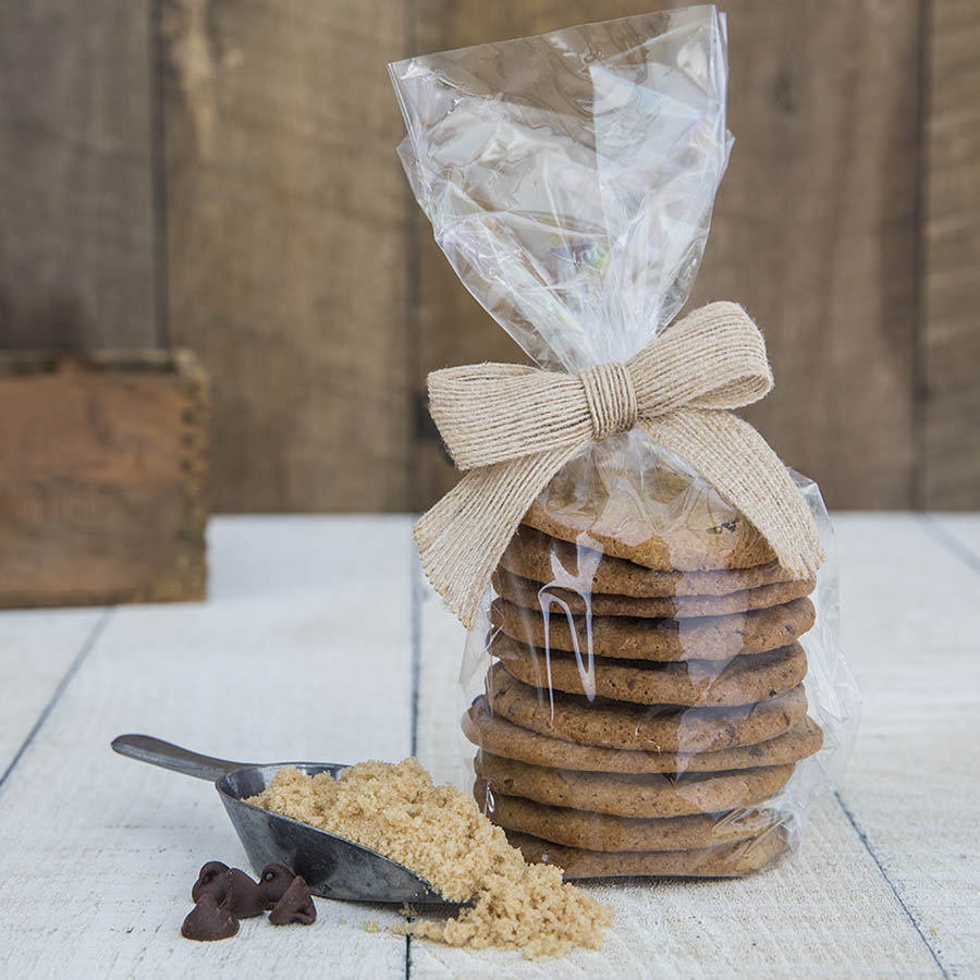 Crispy Chocolate Chunk and Cello Bag web.jpg