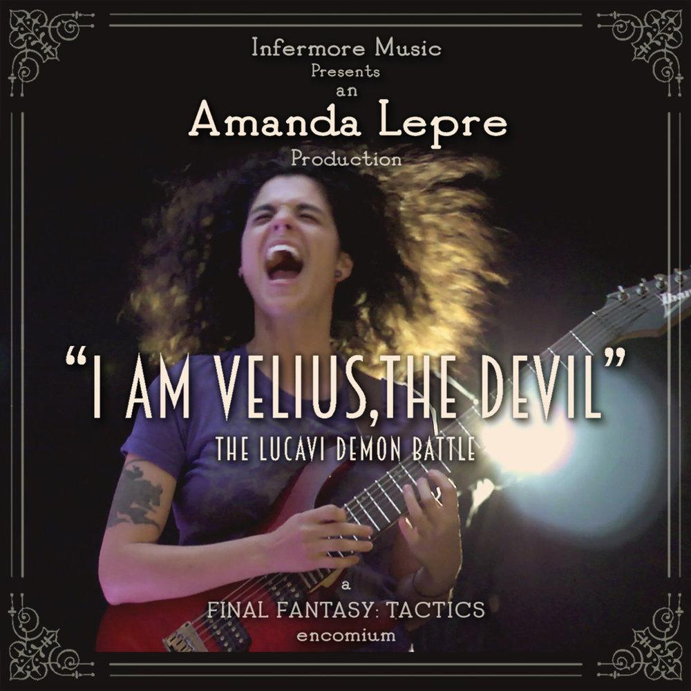 I am Velius, the Devil