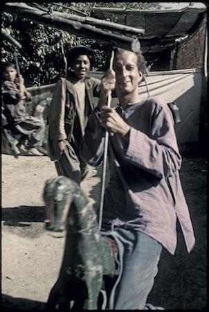 Afghanistan, à Kunduz photo Philippe Bissières