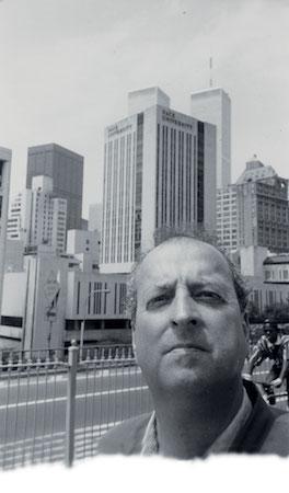 Autoportrait New York