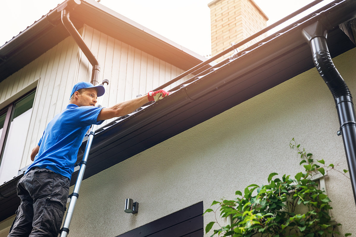 The Biggest Benefits of Professional Gutter Cleaning Services — SG Window  Cleaning