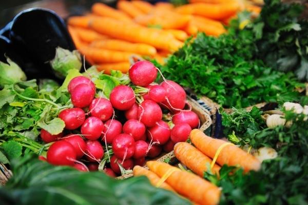 Produce & Specialty Crops