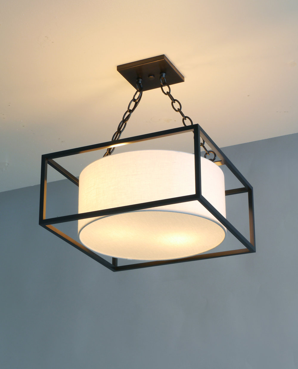 Boxed_C-169_Boxed Ceiling Fixture with tapered supsension_Black_ White.jpg
