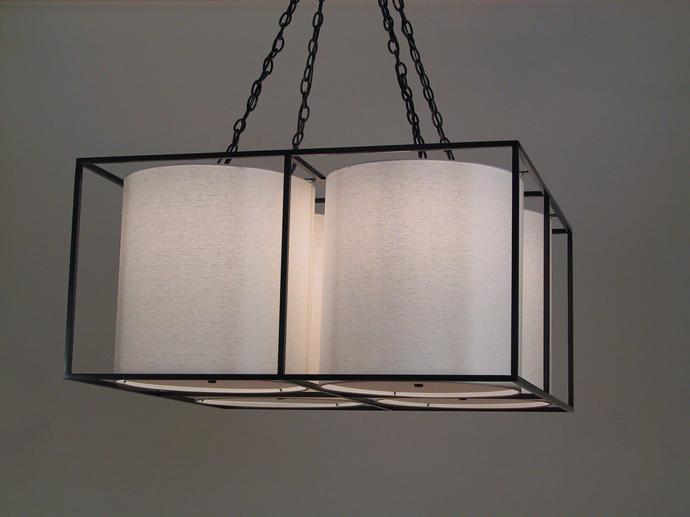 Boxed_C-164 _Boxed Quad Pendant with Tapered Suspension _Black_White.JPG