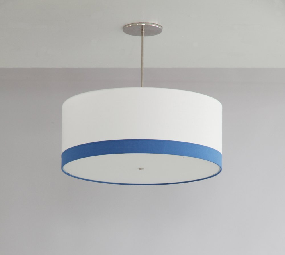 C-110   Drum Pendants BLUE STRIPE.jpg