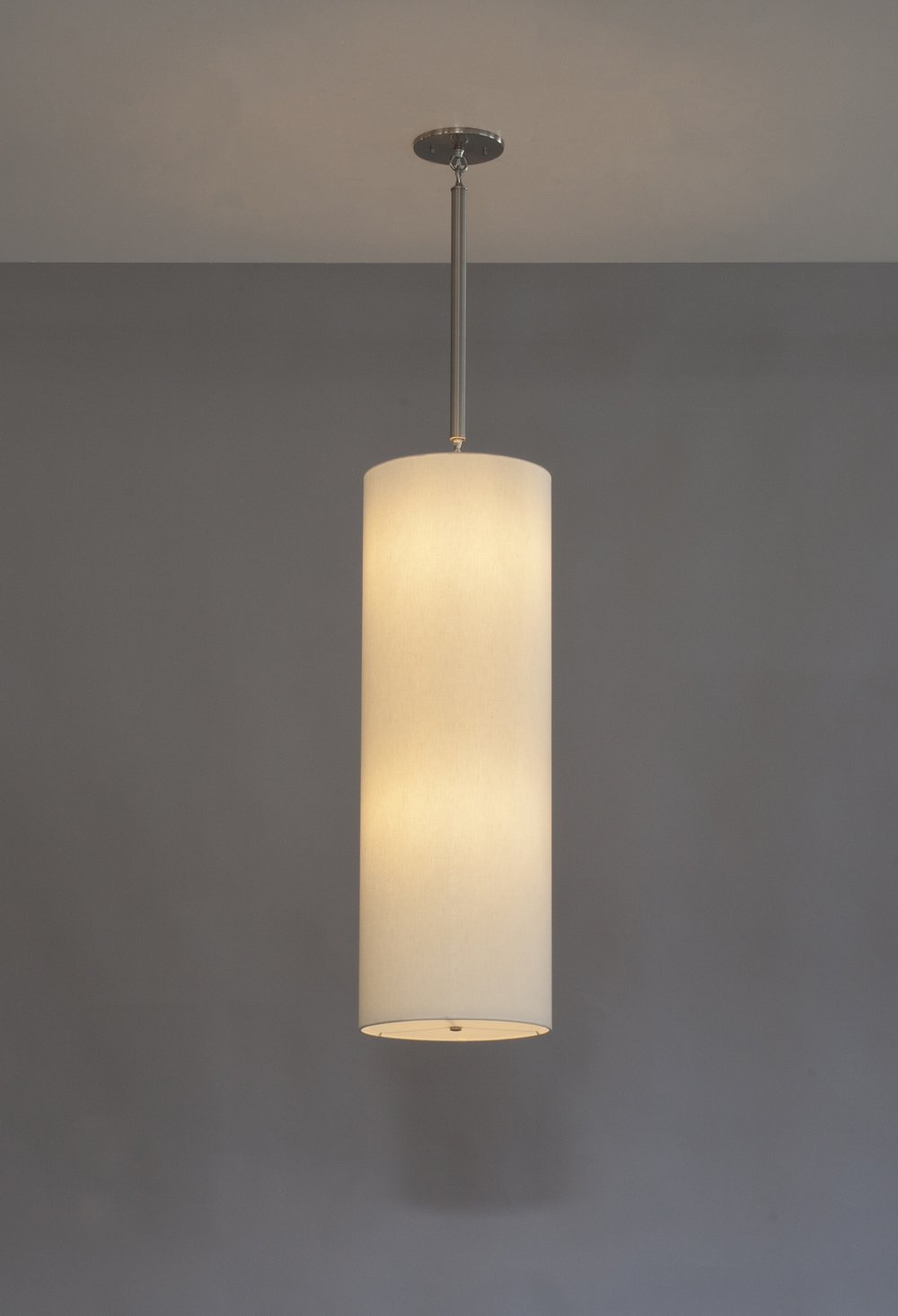 C-153 Cylinder Pendant with Stem and Loops White Linen LIT.jpg